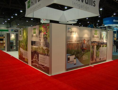 primer debut público en EE. UU. – The Irrigation Association Show, Las Vegas